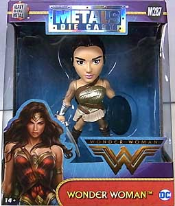 JADA TOYS 映画版 WONDER WOMAN METALS DIE CAST 4インチフィギュア WONDER WOMAN [DIANA OF THEMYSCIRA]