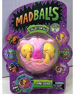JUST PLAY MADBALLS SERIES 2 SWINE SUCKER