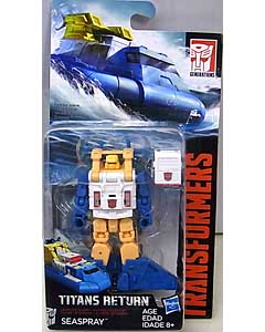 HASBRO TRANSFORMERS GENERATIONS TITANS RETURN LEGENDS SEASPRAY 台紙傷み特価