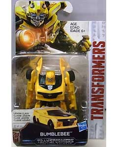HASBRO 映画版 TRANSFORMERS: THE LAST KNIGHT LEGION CLASS BUMBLEBEE 台紙傷み特価