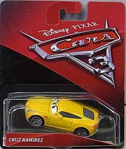 MATTEL CARS 3 シングル CRUZ RAMIREZ