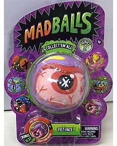 JUST PLAY MADBALLS SERIES 2 FIST FACE パッケージ傷み特価