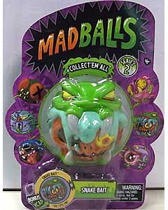 JUST PLAY MADBALLS SERIES 2 SNAKE BAIT パッケージ傷み特価