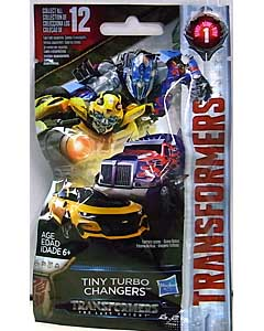 HASBRO 映画版 TRANSFORMERS: THE LAST KNIGHT TINY TURBO CHANGERS SERIES 1 1PACK