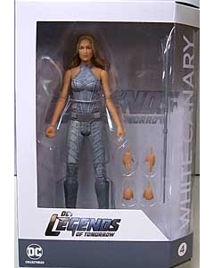 DC COLLECTIBLES LEGENDS OF TOMORROW WHITE CANARY