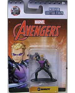 JADA TOYS MARVEL NANO METALFIGS HAWKEYE
