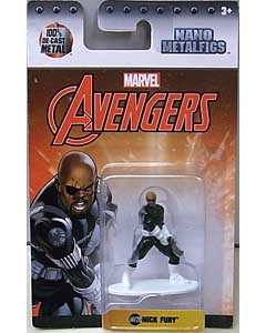 JADA TOYS MARVEL NANO METALFIGS NICK FURY