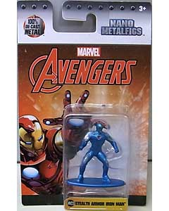 JADA TOYS MARVEL NANO METALFIGS STEALTH ARMOR IRON MAN