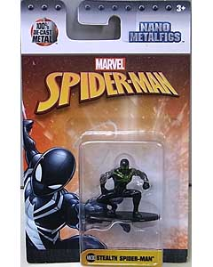 JADA TOYS MARVEL NANO METALFIGS STEALTH SPIDER-MAN