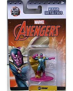JADA TOYS MARVEL NANO METALFIGS VISION
