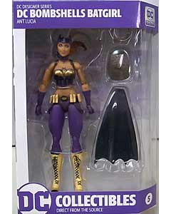DC COLLECTIBLES DC DESIGNER SERIES ANT LUCIA BOMBSHELLS BATGIRL