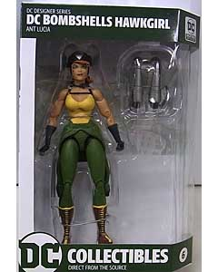 DC COLLECTIBLES DC DESIGNER SERIES ANT LUCIA BOMBSHELLS HAWKGIRL