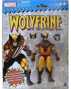 HASBRO MARVEL RETRO 6-INCH COLLECTION WOLVERINE