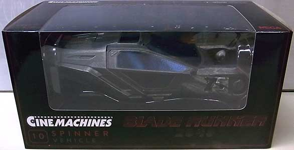 NECA CINEMACHINES DIE CAST COLLECTIBLES BLADE RUNNER 2049 6インチ SPINNER