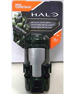 MEGA CONSTRUX HALO METALLIC GREEN CRYOTUBE UNSC SPARTAN MARK VI