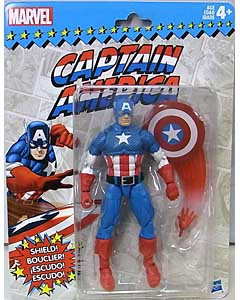 HASBRO MARVEL RETRO 6-INCH COLLECTION CAPTAIN AMERICA