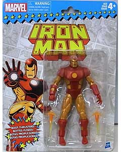 HASBRO MARVEL RETRO 6-INCH COLLECTION IRON MAN ブリスター傷み特価