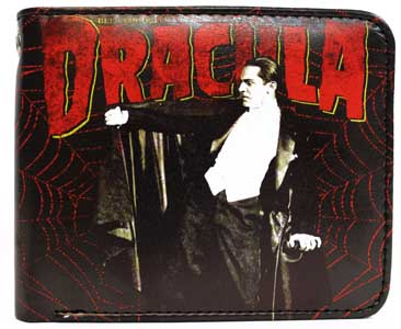 ROCK REBELS BILLFOLD DRACULA