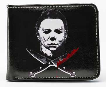ROCK REBEL BILLFOLD HALLOWEEN II MICHAEL MYERS