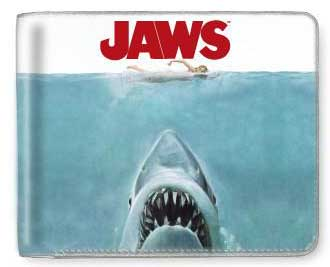 ROCK REBEL BILLFOLD JAWS