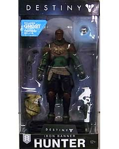 McFARLANE TOYS DESTINY COLOR TOPS 7インチアクションフィギュア IRON BANNER HUNTER