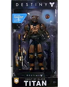 McFARLANE TOYS DESTINY COLOR TOPS 7インチアクションフィギュア VAULT OF GLASS TITAN