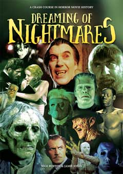 DREAMING OF NIGHTMARES HORROR HISTORY GUIDE