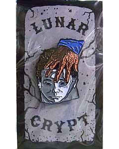 LUNAR CRYPT ENAMEL PIN MICHAEL MYERS MASK