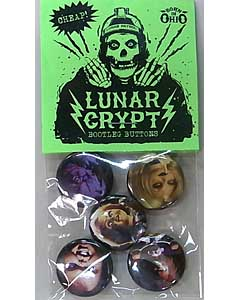 LUNAR CRYPT BOOTLEG BUTTONS CHILD'S PLAY