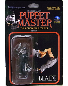 FULL MOON COLLECTIBLES PUPPET MASTER 3インチアクションフィギュア BLADE