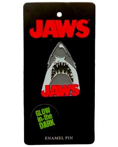 ROCK REBEL ENAMEL PIN JAWS
