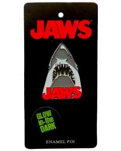 ROCK REBELS ENAMEL PIN JAWS