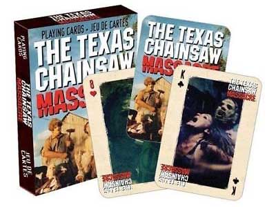 THE TEXAS CHAINSAW MASSACRE トランプ