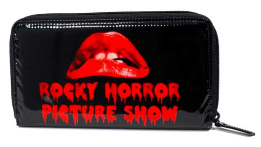 ROCK REBELS WALLET ROCKY HORROR PICTURE SHOW