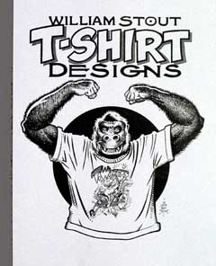 WILLIAM STOUT T-SHIRTS DESIGNS