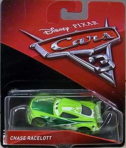 MATTEL CARS 3 シングル CHASE RACELOTT