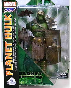 DIAMOND SELECT MARVEL SELECT USAディズニーストア限定 PLANET HULK