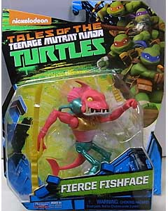 PLAYMATES NICKELODEON TALES OF THE TEENAGE MUTANT NINJA TURTLES ベーシックフィギュア 2017 FIERCE FISHFACE