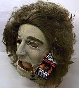 TRICK OR TREAT STUDIOS ラバーマスク THE TEXAS CHAINSAW MASSACRE GRANDMA