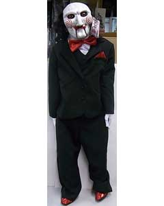TRICK OR TREAT STUDIOS SAW BILLY PUPPET PROP