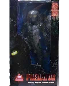 NECA PREDATOR 1/4スケールアクションフィギュア PREDATOR 30TH ANNIVERSARY SPECIAL EDITION JUNGLE DEMON