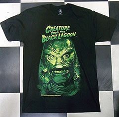 CREATURE FROM THE BLACK LAGOON/大アマゾンの半魚人