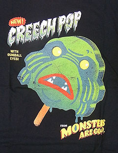 MONSTER ARE GOOD /CREECH POP