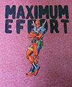 DEAD POOL MAXIMUM EFFORT /デッドプール (RED)