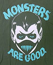 MONSTER ARE GOOD/ DICKY THE MARTIAN