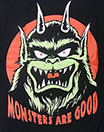 MONSTER ARE GOOD /MOON MONSTER