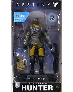 McFARLANE TOYS DESTINY COLOR TOPS 7インチアクションフィギュア WALGREEN限定 IRON BANNER HUNTER [BLACKSMITH SHADER]