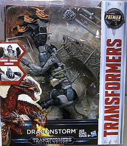HASBRO 映画版 TRANSFORMERS: THE LAST KNIGHT LEADER CLASS DRAGONSTORM