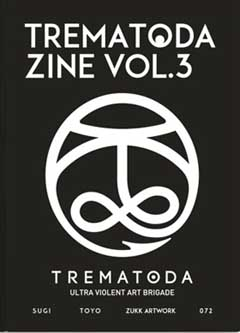 画集 TREMATODA ZINE Vol.3