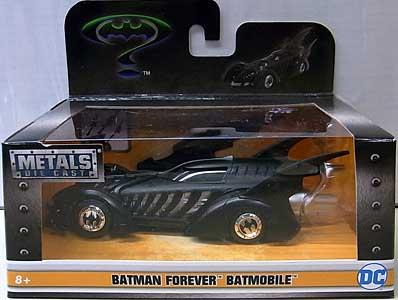 JADA TOYS BATMAN FOREVER METALS DIE CAST 1/32スケール BATMOBILE